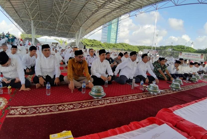 Masyarakat Cinta Masjid (MCM) resmi memiliki Dewan Pimpinan Daerah Provinsi Sulawesi Selatan (Sulsel).