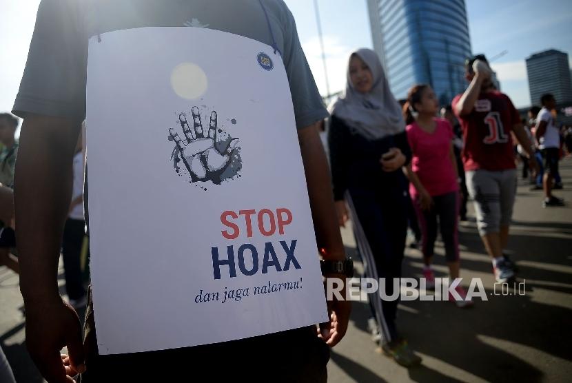 Hoaks digoreng demi alihkan kondisi ekonomi yang makin berat