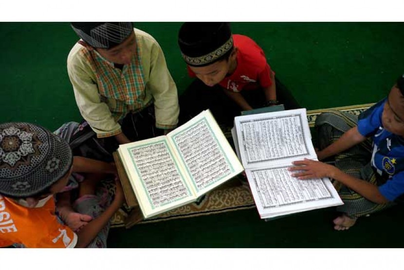 Mata pelajaran agama  (ilustrasi)