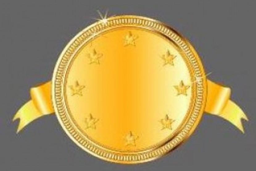 Medali emas