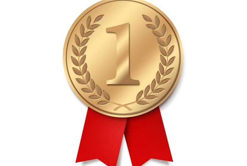Medali Emas (ilustrasi)