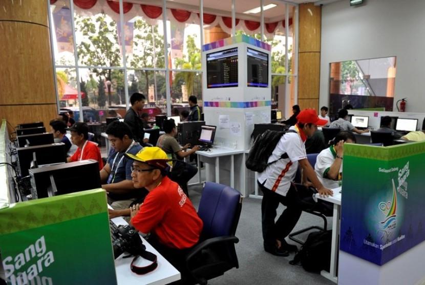 Media Center PON Riau