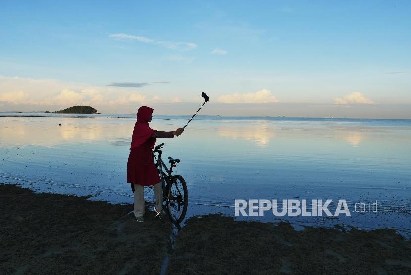 Belitung island.