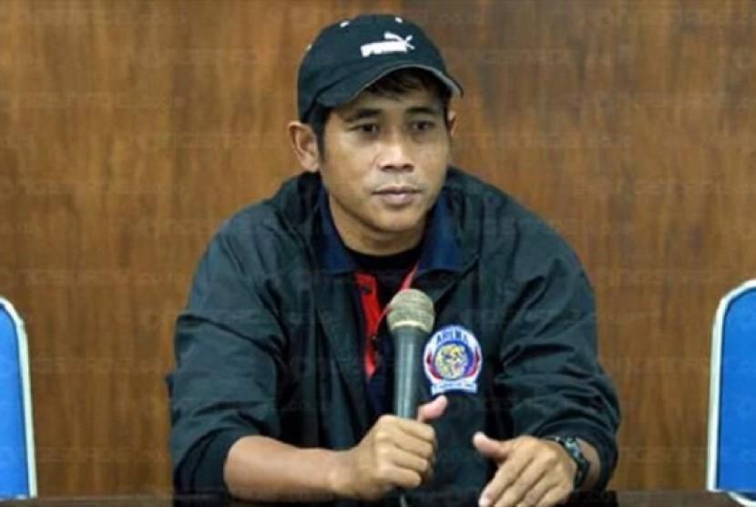 Media Officer Arema FC Sudarmaji