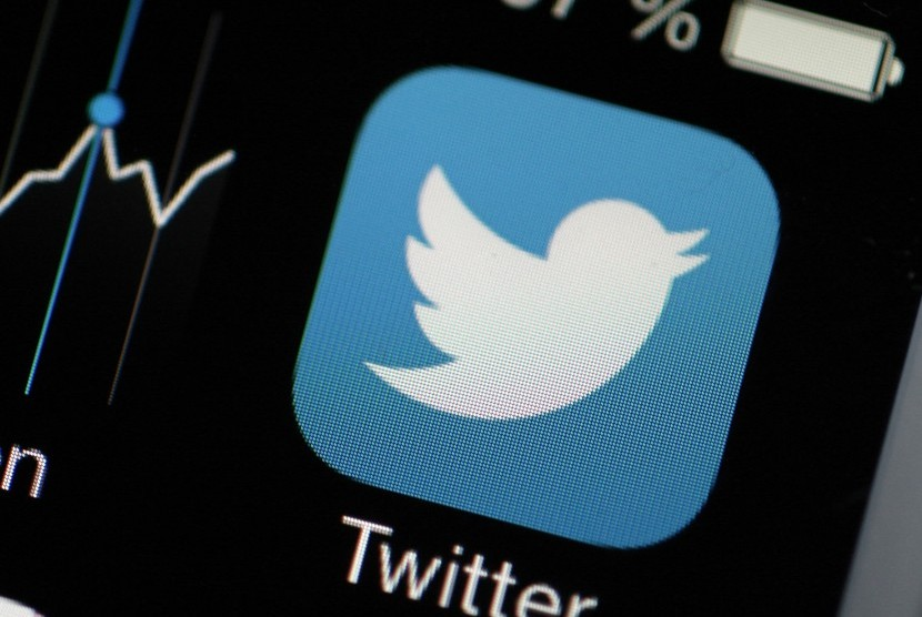 Media sosial Twitter.