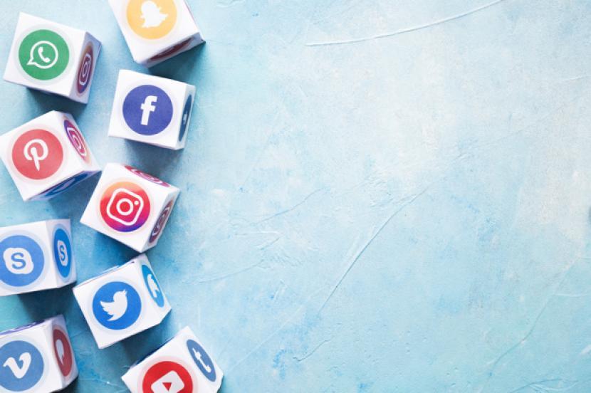 Media sosial (ilustrasi).