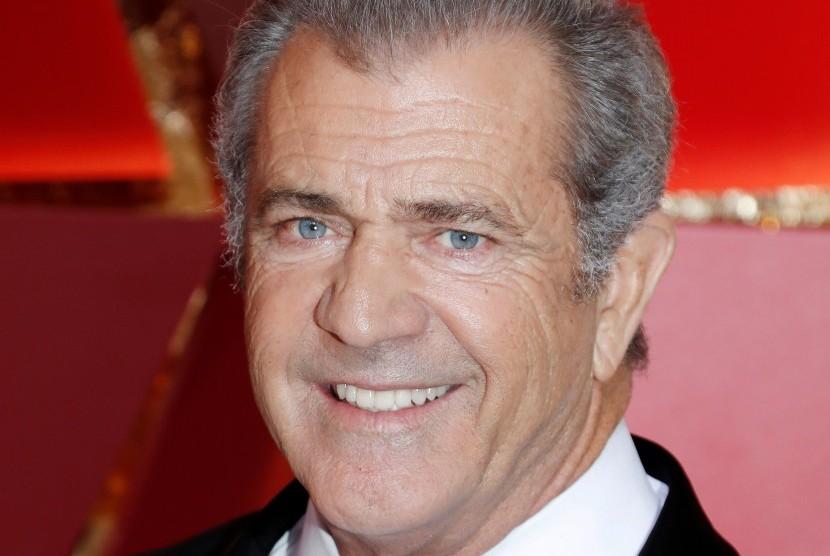 Mel Gibson, aktor Hollywood yang mengidap bipolar dan menerima kondisinya tersebut.