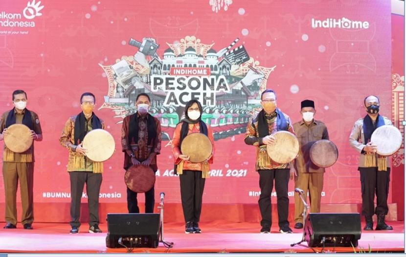 Di Aceh Telkom Perkuat Indihome Sebagai Internet Indonesia Republika Online