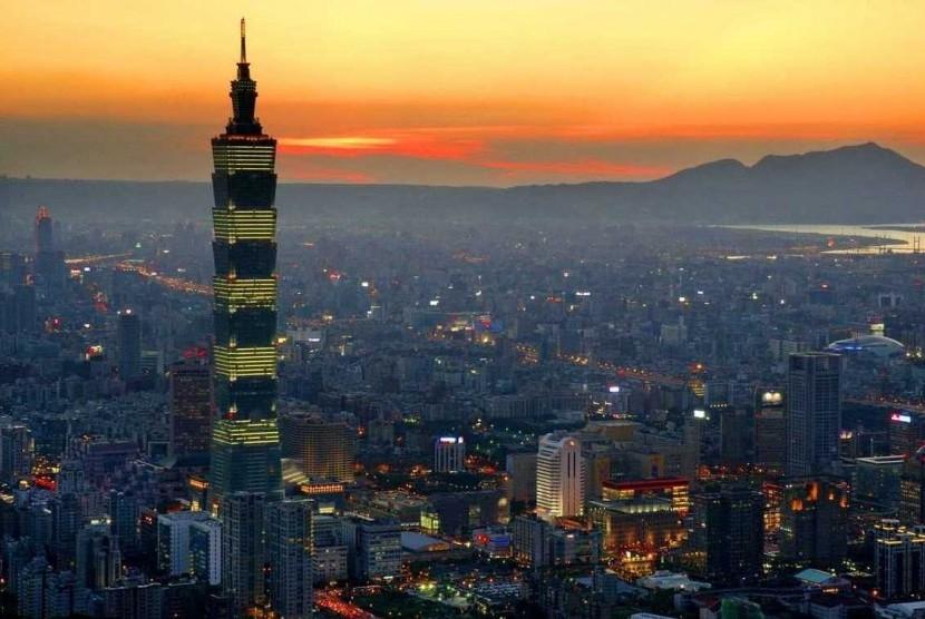 Taipei 101, Taiwan.