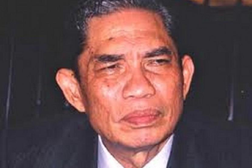 Baharudin Lopa Jaksa Agung Terkenang Baharuddin Lopa Di Penjara Cipinang Republika Online