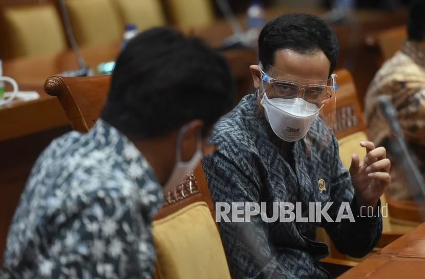 Komisi X DPR Gelar Raker dengan Mendikbud Nadiem Makarim | Republika Online