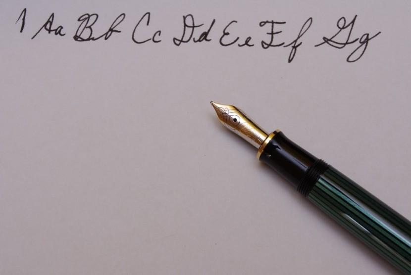 Tulisan Cinta Di Tangan