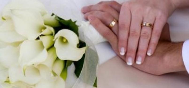 Menikah (Ilustrasi)