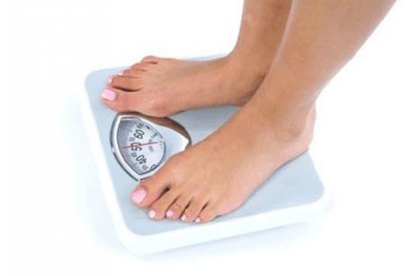 Menimbang berat badan