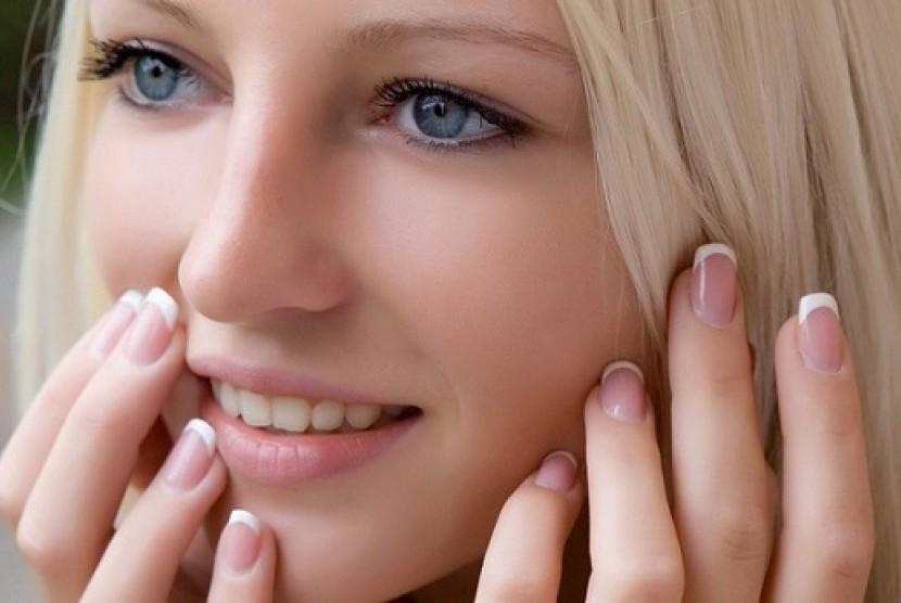 Menjaga kecantikan kulit (Ilustrasi)