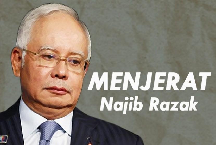 Menjerat Najib Razak