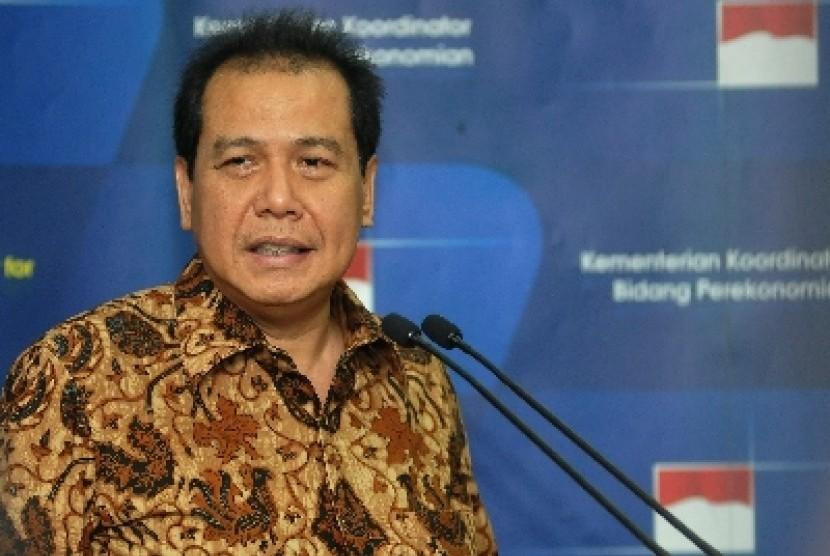 Menko Perekonomian Chairul Tanjung.