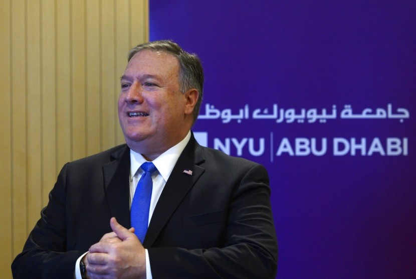 Menlu AS Mike Pompeo