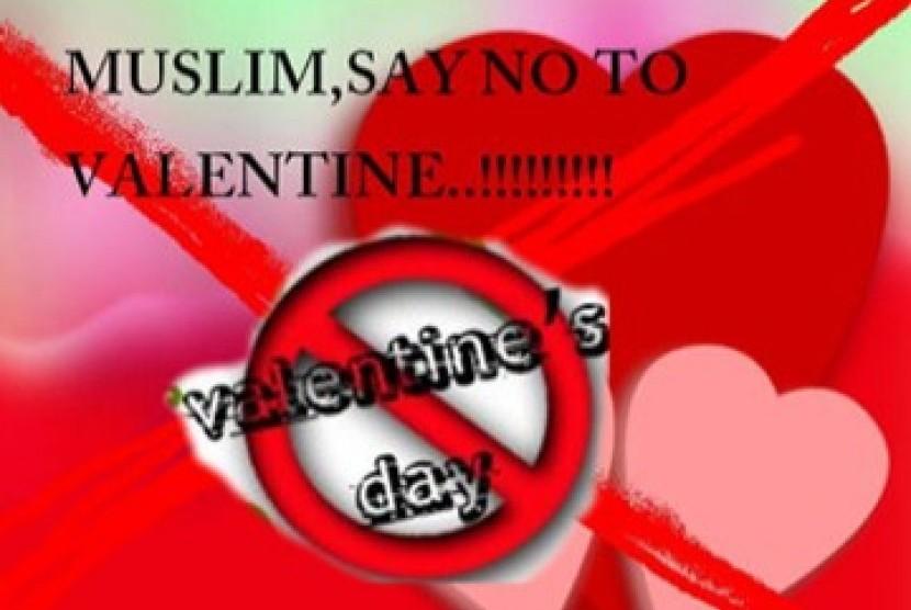 Tangerang Sebarkan Surat Larangan Merayakan Valentine