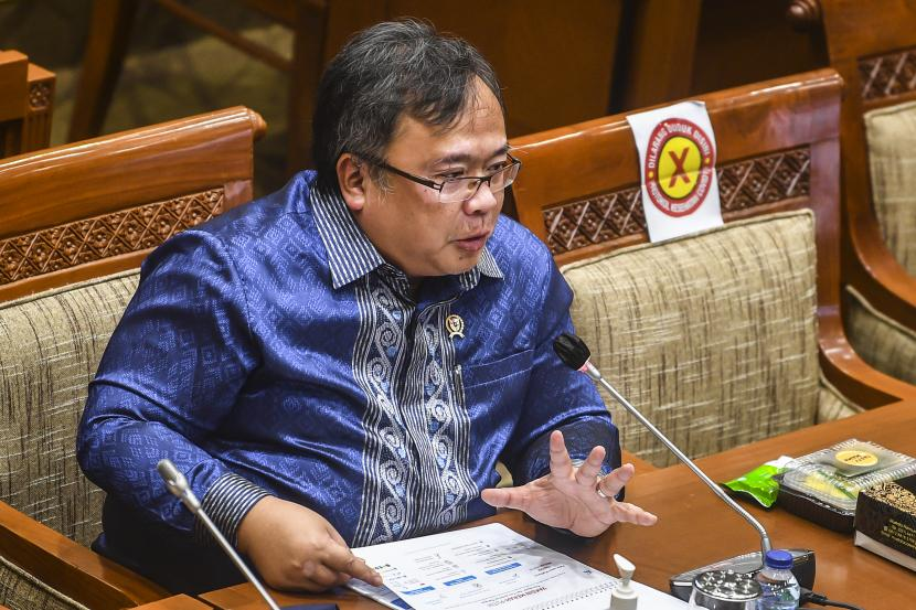 Mantan Menteri Riset dan Teknologi/Kepala BRIN, Bambang Brodjonegoro, berharap sinergi riset perkuat dunia riset Indonesia