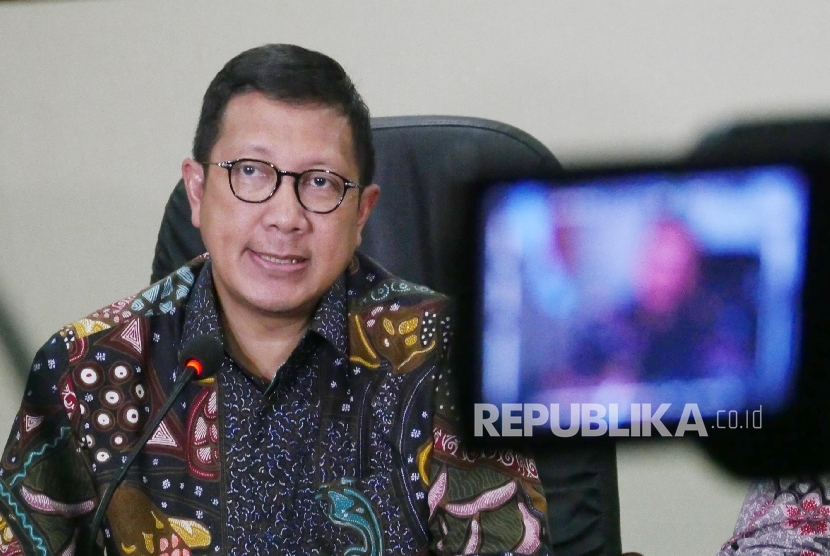 Menteri Agama Lukman Hakim Saifuddin (Republika/ Darmawan)