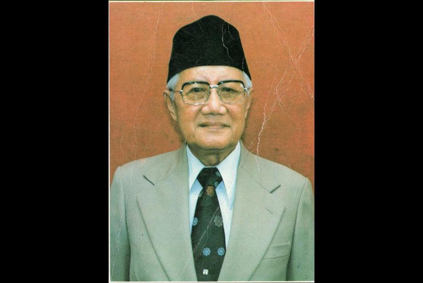Menteri Agama (Menag) RI era Soekarno, Kyai Haji Masjkur diusulkan mendapatkan gelar pahlawan nasional oleh Yayasan Sabilillah, Kota Malang.