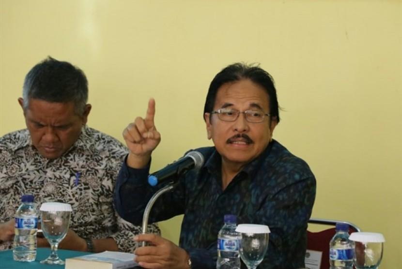Menteri Agraria dan Tata Ruang (ATR)/Kepala Badan Pertanahan Nasional (BPN) Sofyan A Djalil.
