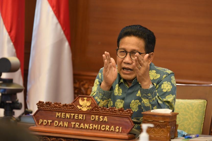 Menteri Desa, Pembangunan Daerah Tertinggal, dan Transmigrasi Abdul Halim Iskandar