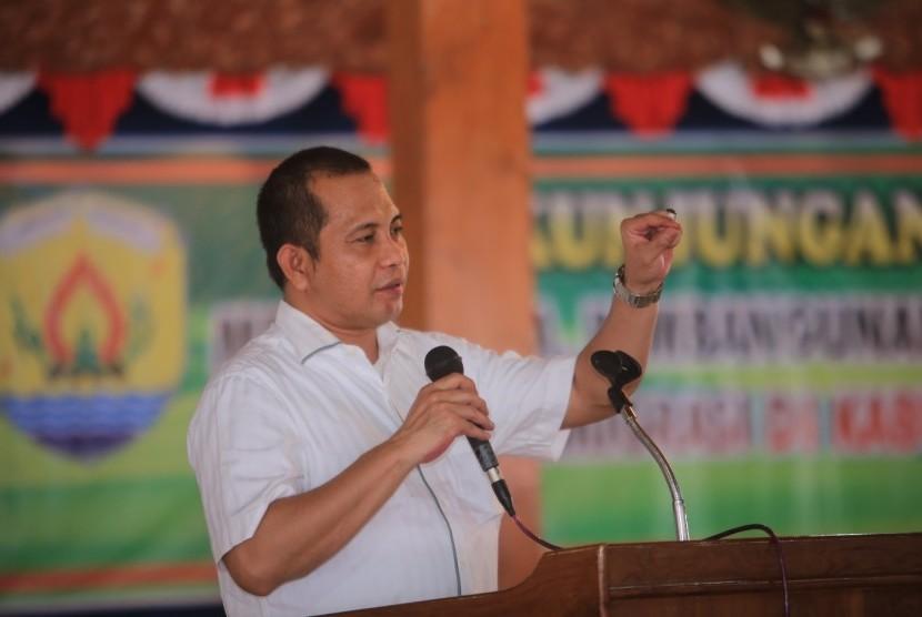 Menteri Desa, Pembangunan Daerah Tertinggal, dan Transmigrasi, Marwan Jafar.