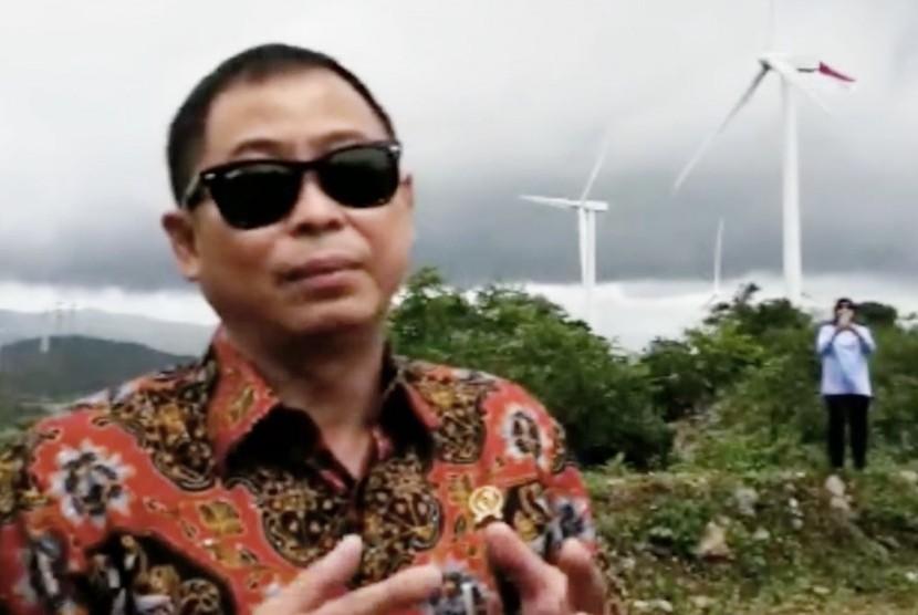 Menteri Energi dan Sumber Daya Mineral, Ignasius Jonan
