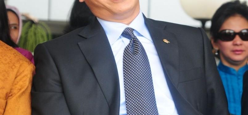 Menteri ESDM Darwin Saleh