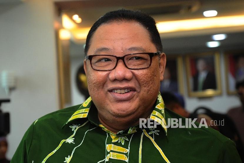 Menteri Koperasi dan UKM Puspayoga.