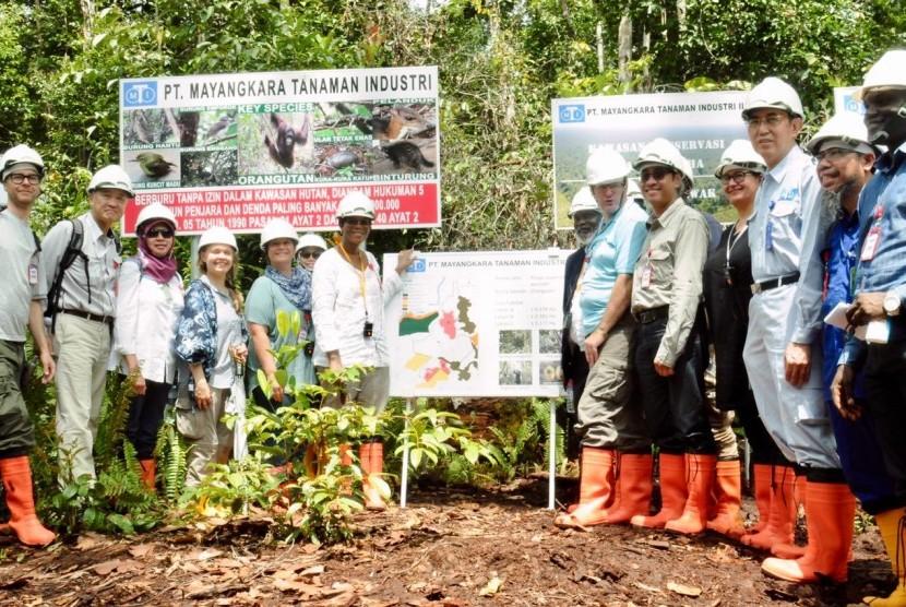 Menteri Lingkungan Hidup dari berbagai negara di dunia menghadiri The 4th Intergovermental Review Meeting on the Implementation of the Global Programme of Action for the Protection of the Marine Environment from Land-Based Activities (IGR-4), 31 Oktober hingga 1 November 2018, di Nusa Dua, Bali.