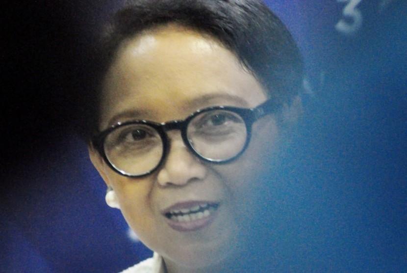 Menteri Luar Negeri (Menlu), Retno Marsudi.