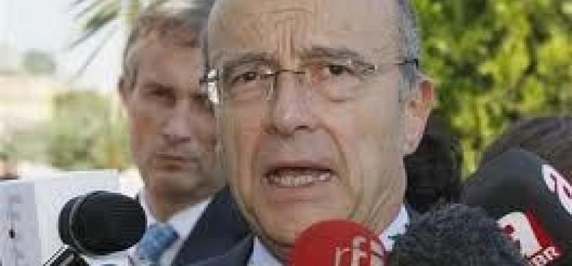 Menteri Luar Negeri Prancis, Alain Juppe