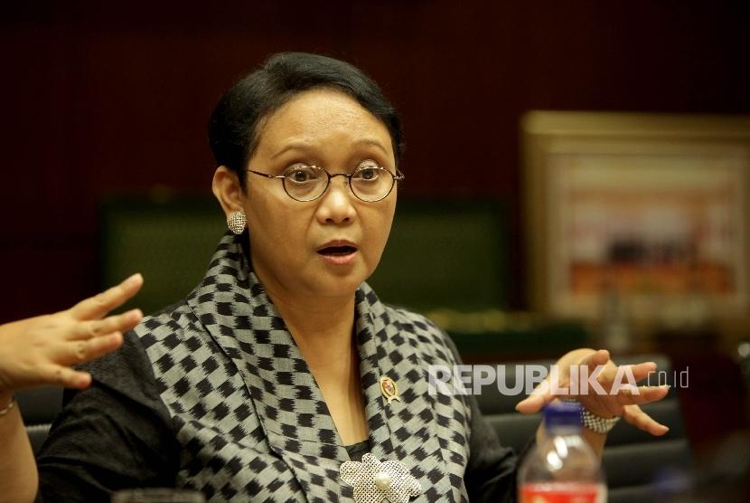 Menteri Luar Negeri, Retno L.P Marsudi