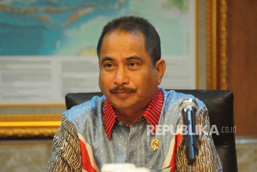 Menteri Pariwisata, Arief Yahya (Republika/Agung Supriyanto)