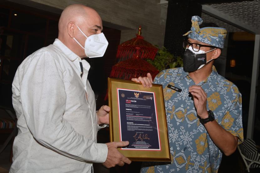 PHRI Jabar Soroti Program Sertifikat CHSE Bagi Pelaku Wisata (ilustrasi).