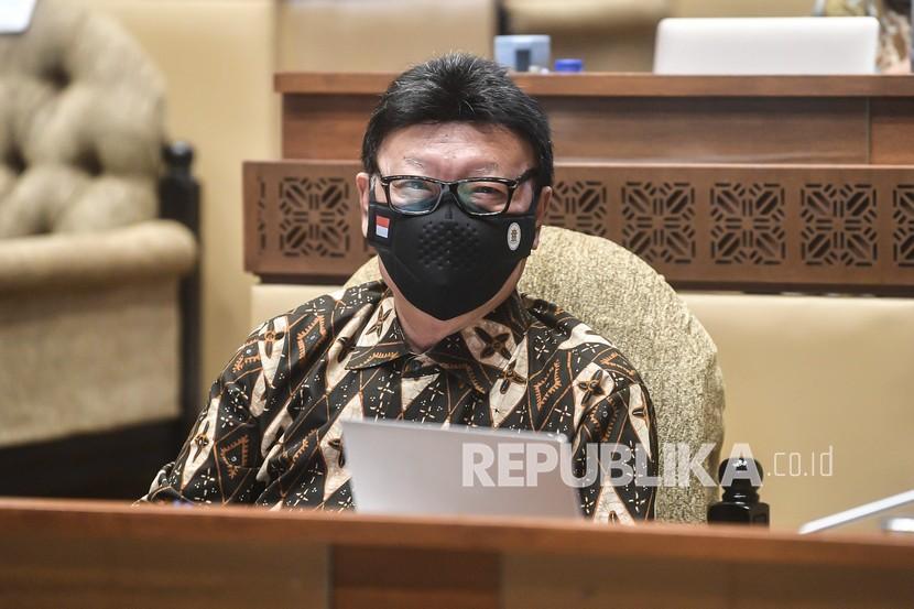 Menteri Pendayagunaan Aparatur Negara dan Reformasi Birokrasi (MenPAN-RB) Tjahjo Kumolo.