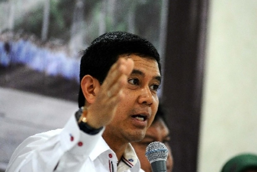 Menteri Pendayagunaan Aparatur Negara Reformasi Birokrasi (Menpan RB) Yuddy Chrisnandi.