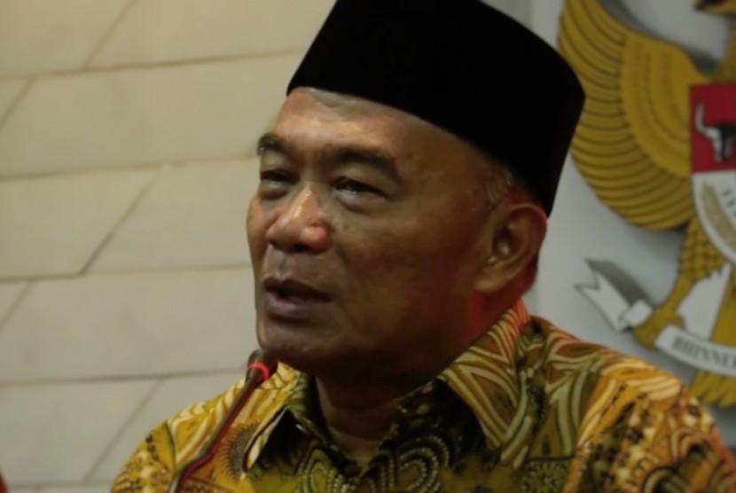 Menteri Pendidikan dan Kebudayaan, Muhadjir Effendi