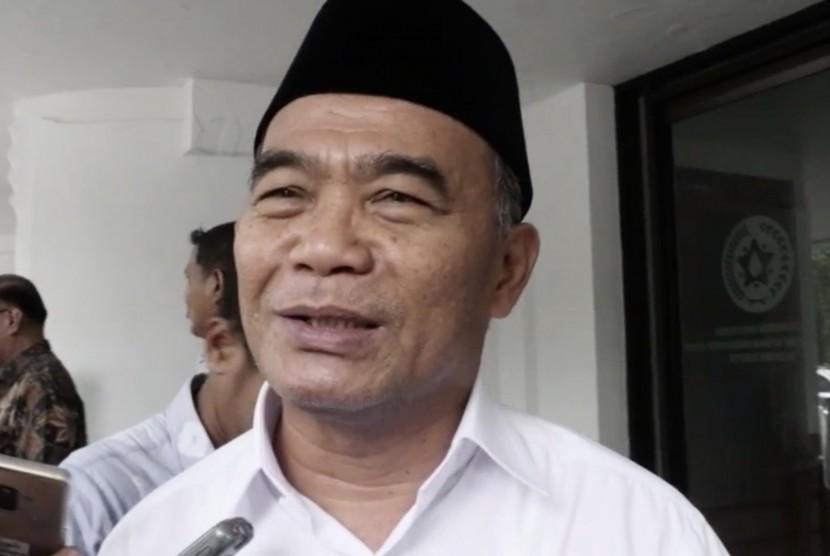 Menteri Pendidikan dan Kebudayaan, Muhadjir Effendy