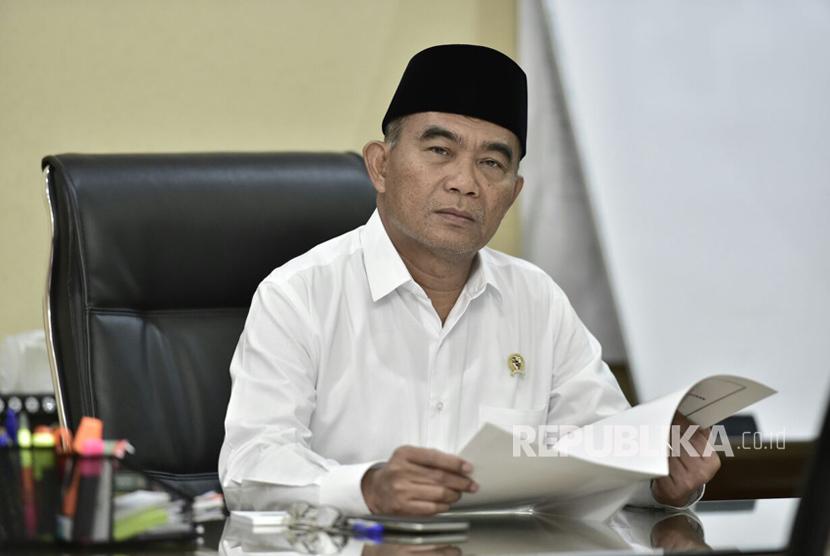 Menteri Pendidikan dan Kebudayaan, Prof Muhadjir Effendy