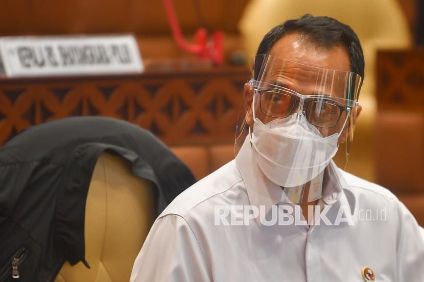 Menteri Perhubungan RI Budi Karya Sumadi.