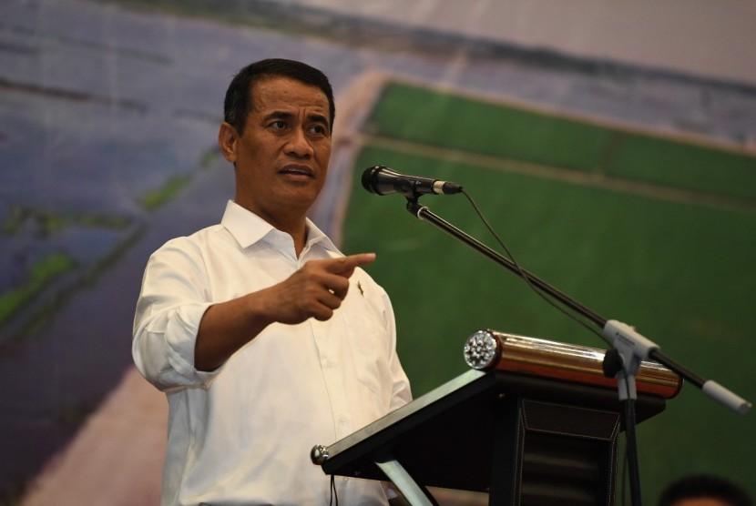 Menteri Pertanian (Mentan) Andi Amran Sulaiman.