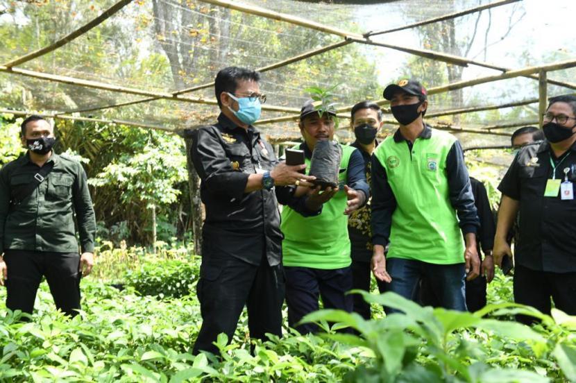 Mentan Sebut Bisnis Pertanian Menjanjikan Di Tengah Pandemi Republika Online