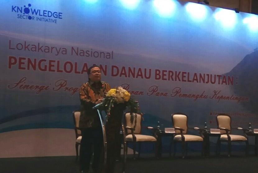 Menteri PPN Bambang Brodjonegoro