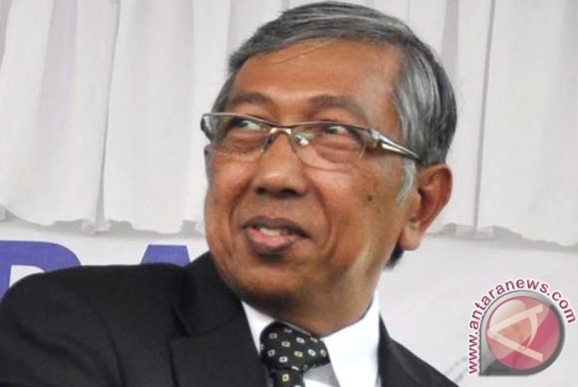 Menteri Riset dan Teknologi (Menristek) Gusti Muhammad Hatta