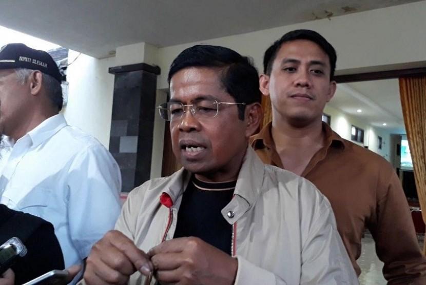 Menteri Sosial Idrus Marham