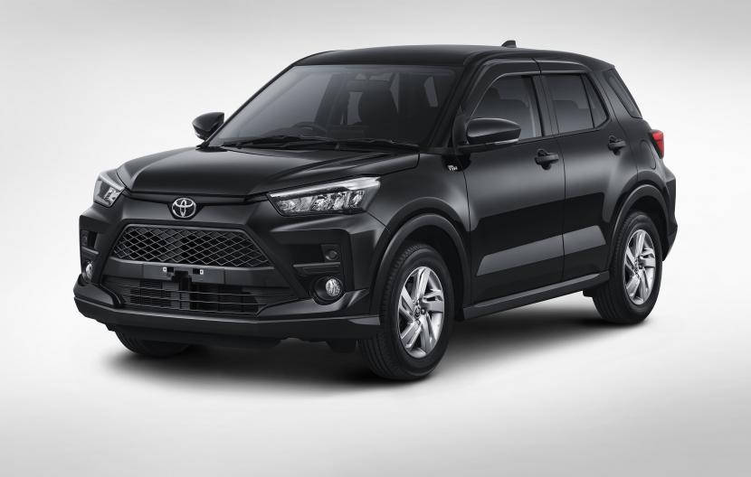 Menyusul suksesnya penjualan Raize turbo 1000 CC, PT Toyota Astra Motor (TAM) mulai bulan ini telah memasarkan Toyota Raize 1200 cc.